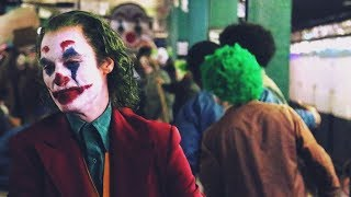 Latest Joaquin Phoenix Joker Movie Clips