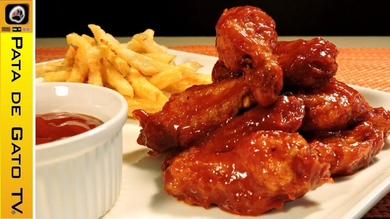 Alitas a la barbecue f cil y deliciosas easy and delicious bbq chicken wings youtube - La casa del barbecue ...
