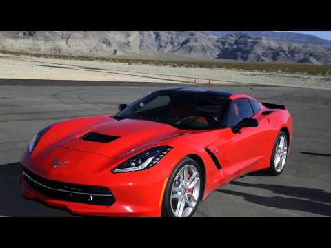 2015 model chevrolet corvette stingray design