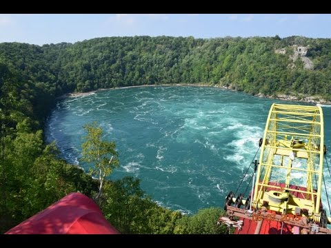 The Whirlpool at Niagara Falls...