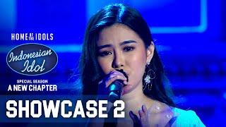 MELISA - PERGILAH KASIH (Chrisye) - SHOWCASE 2 - Indonesian Idol 2021