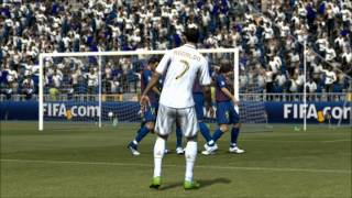 FIFA 12 | My Online Free Kicks