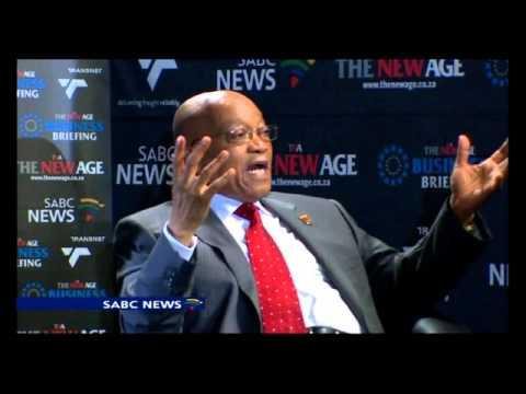 Tax amendment law will receive attention: Zuma
