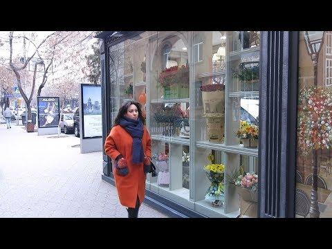 Yerevan, 04.02.18, Su, Video-2, (на рус.), ул.Амирян, (ч.2).