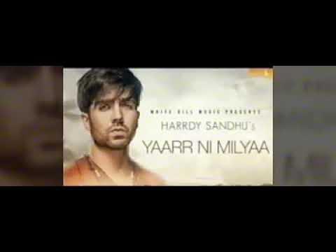 Hardy sandu yaar ni mileya latest punjabi song 2017 full mp3