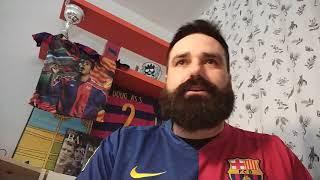 Betis 1 FC Barcelona 4 Messi sale ovacionado por la afición bética #messi #suarez #laliga