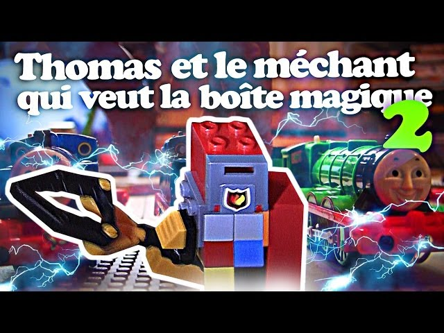 Thomas Le Petit Train - Thomas et le méchant qui veut la boîte magique 2 Travel Video