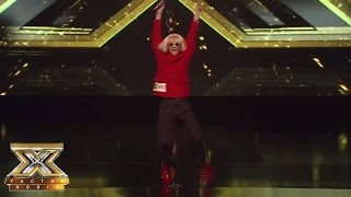 "Leone Pavlashijan - ""Dancing Lasha Tumbai/Shake it"" - X FACTOR ADRIA 2015 - Auditions"