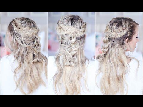 mixed-braid-half-up-|-cute-girls-hairstyles