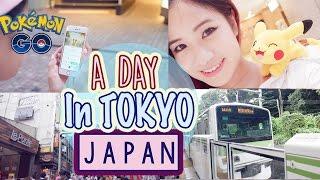 A Day in TOKYO, JAPAN | Harajuku, Shibuya, Akihabara | Pokemon GO Edition