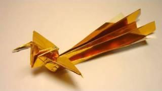 Origami Houou (鳳凰) - japanese