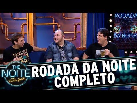 Rodada da Noite com Alex Paim, Rodrigo Cáceres e Osmar Campbell | The Noite (14/09/17)