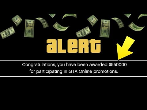 GTA Online: Where is All This FREE Money Coming From!?