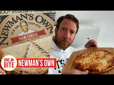 Barstool Pizza Review - Newman's Own Frozen Pizza