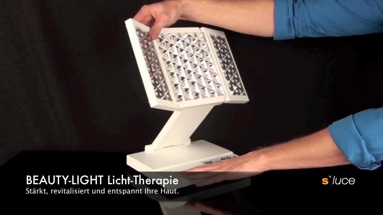 Licht Therapie Lamp : S`luce beauty light lichttherapie biolicht wellness für die haut