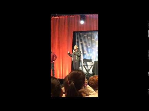 LeVar Burton Singing Reading Rainbow Theme  2016