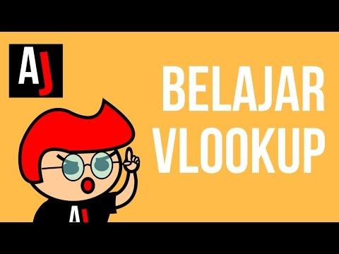 Belajar VLOOKUP - Tutorial Excel Indonesia
