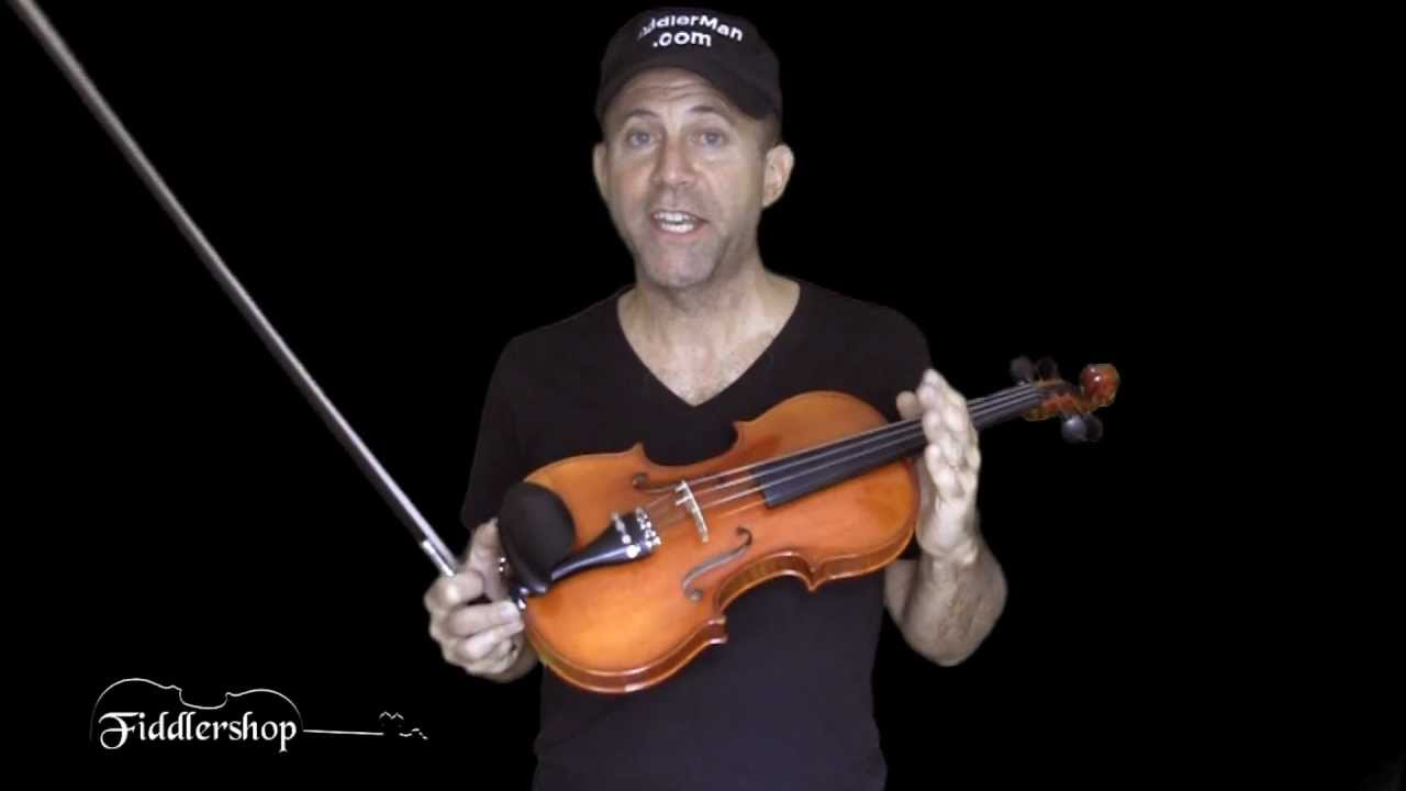 Fiddlerman Master Violin - Review by Fiddlerman