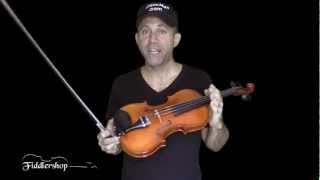 Fiddlerman Master Violin - Review