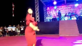 """Bella nafa offair in Bangka cover """"Meriang"""""""