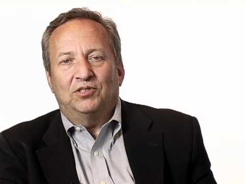 Lawrence Summers on the Problems of Academia