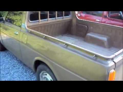 Pick Up Toyota 22r >> Toyota 1000 - YouTube