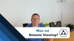 Was ist Remote Viewing? | Fernwahrnehmung | Intuition | Bauchgefühl