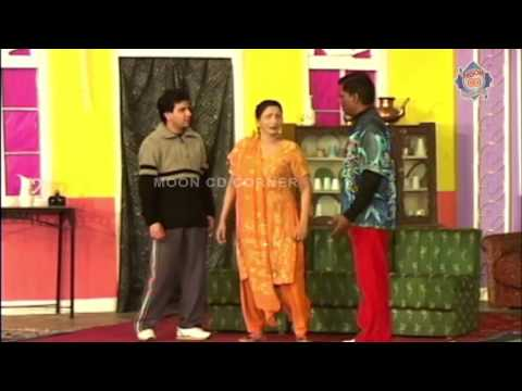 Best Of Amanat Chan and Tariq Teddy Stage Drama Full Comedy Clip