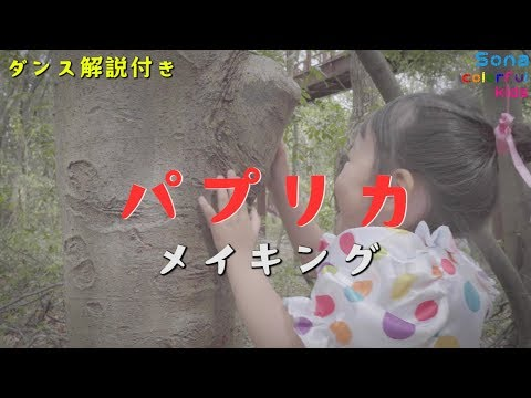 NHK2020応援プロジェクト パプリカ 完全メイキングビデオ 裏側全て見せます【反転ダンス解説】
