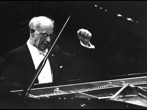 Rudolf Serkin plays Busoni. Toccata and Berceuse NY 12/7/1965 Carnegie Hall