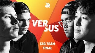 Kotcha Vs Spider Horse Grand Beatbox Tag Team Battle 2018 Final