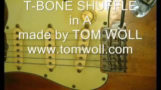 T BONE SHUFFLE in A