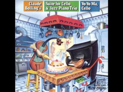 Suite for Cello & Jazz Piano Trio - Baroque in Rhythm | Claude Bolling