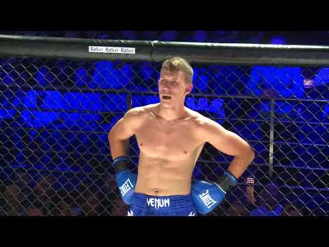 ROGER GARACZEWSKI VS MATEUSZ GROCHOWSKI - ARMIA FIGHT NIGHT 1, K-1 RULES