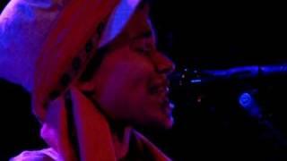 Nneka @ The Troubadour, Los Angeles 8/16/10