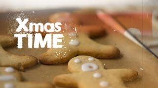 Имбирные Человечки || Новогодние и Рождественские Рецепты на FOOD TV