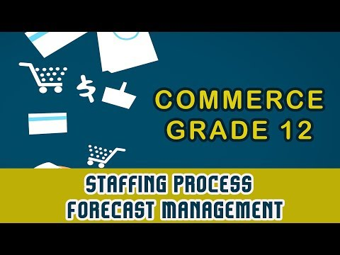 Staffing Process | Forecast Management | Manpower Recruitment | Training & Development