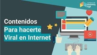 6 tipos de contenidos que se hacen viral en Internet