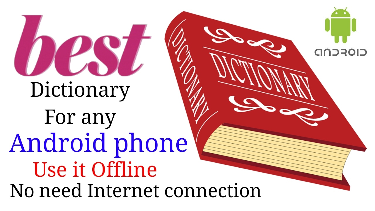 best free dictionary for android