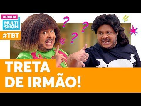 Ferdinando Virou HÉTERO!? | #TBT Vai Que Cola| Humor Multishow