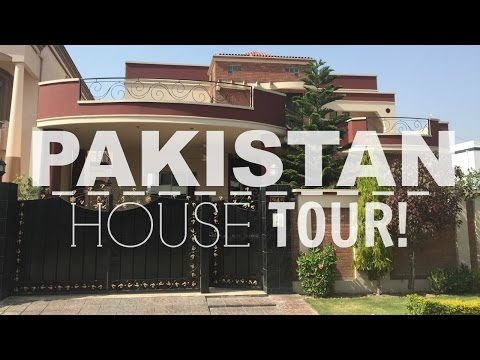 PAKISTAN HOUSE TOUR! ✿ ღarv ღeer