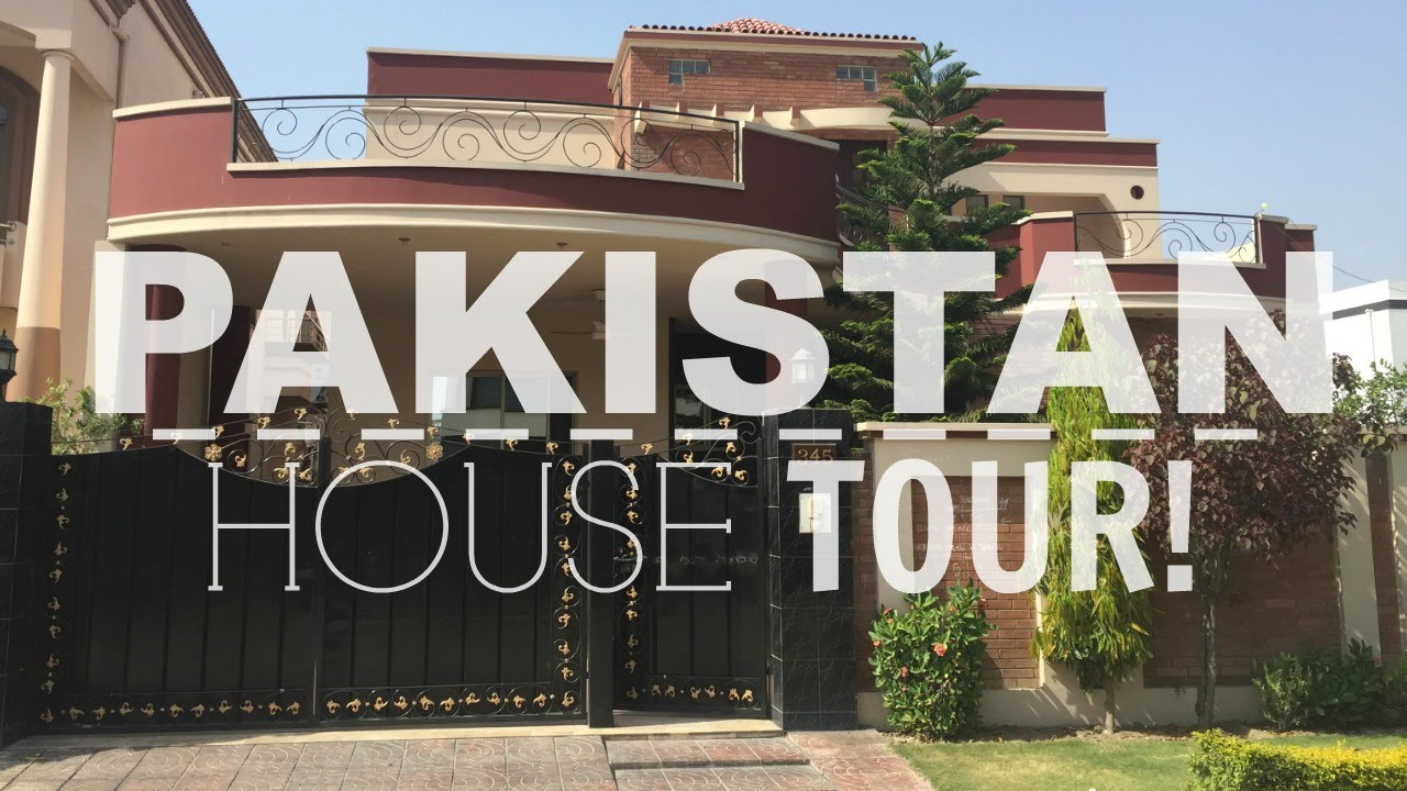 PAKISTAN HOUSE TOUR! ✿ ღarv ღir