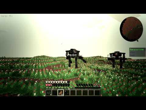 Скачать мод на танки для Minecraft PE