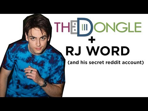 RJ Word is secretly on Reddit   Talks about
