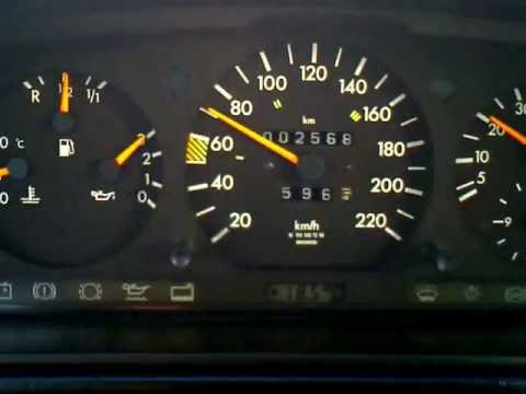w124 230e oil pressure problem solved  YouTube