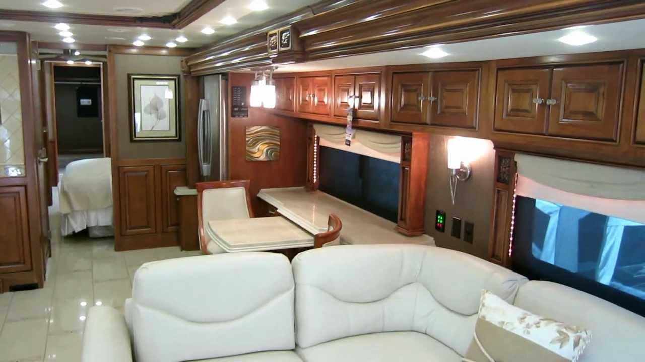 Tiffin Motorhomes Zephyr RV Interior Walk Through