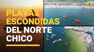 Playas vírgenes y atardeceres espectaculares cerca de Lima para visitar en familia 🌊🌞