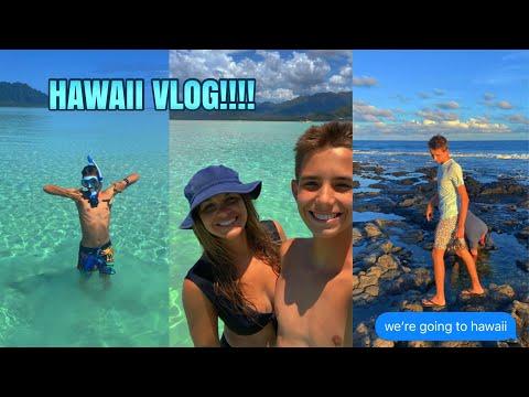 I WENT TO HAWAII?!