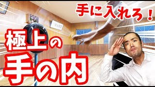 【Kendo/剣道】<早さ!強さ!冴え!>避けては通れない極上の「手の内」を手に入れる!Get a perfect Tenouchi