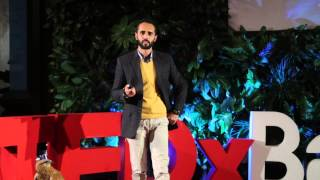 Omar Alshakhly at TEDxBaghdad